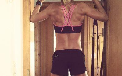 PUSH PLAY THURSDAY: Folge #4 Rückentraining für Triathleten (8 Minuten Zirkel)