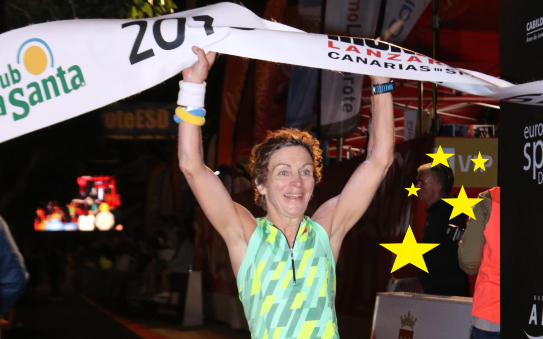 CK Triathlon Coaching – Stern des Monats Juni 2019 – Felicitas Kuld