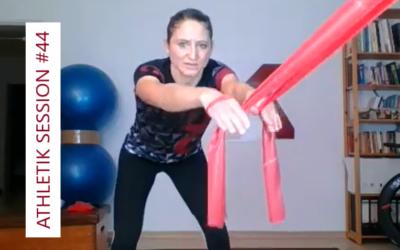 Facebook Live Athletik Training – für Triathleten #44